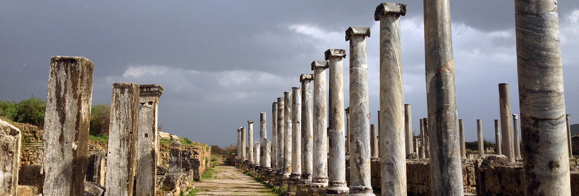 Yurtiçi Arkeoloji Gezileri: Perge