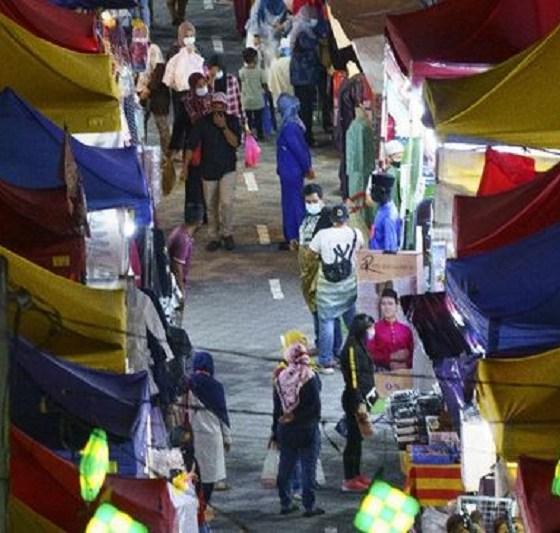Kuala Lumpur Lockdown Akibat Korona Melonjak