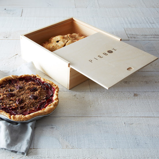 PieBox! Featured on Food52 // Serious Crust by Annie Fassler