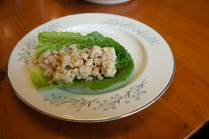Thai Larb // Serious Crust