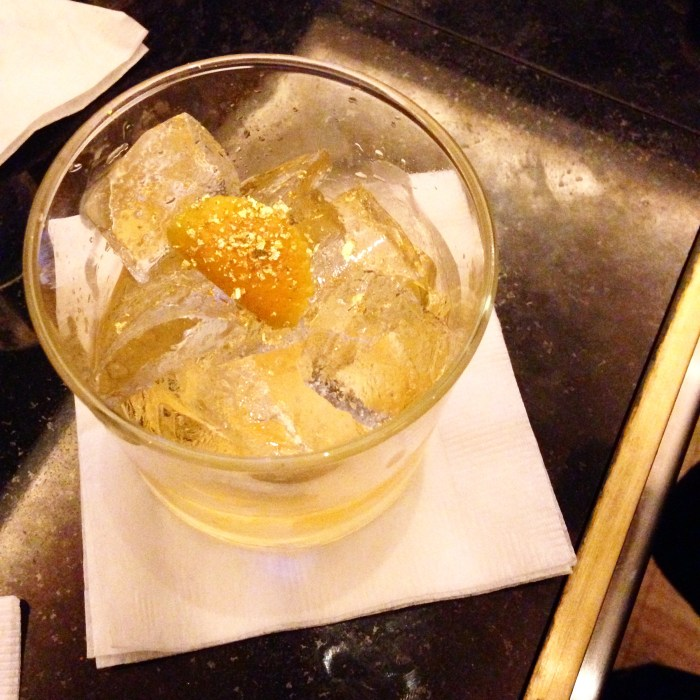 The Heathman Restaurant and Bar's New Fall Cocktails from Just a Sip... (What I've been drinking lately) // Serious Crust