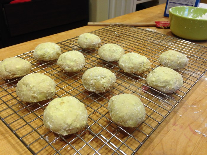 Pistachio Rosewater Tea Cakes // Serious Crust