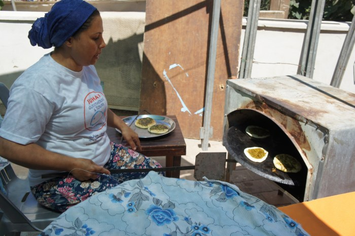 Traveling and Eating in Israel | Serious Crust by Annie Fassler