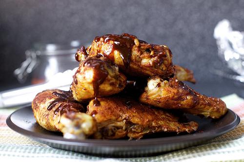Smitten Kitchen's Barbecue Chicken