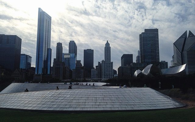Chicago Skyline | Travel | Serious Crust by Annie Fassler
