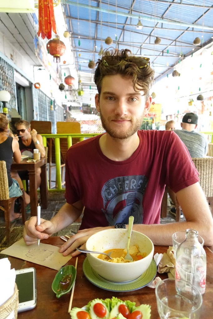 Eating in Thailand | Serious Crust by Annie Fassler