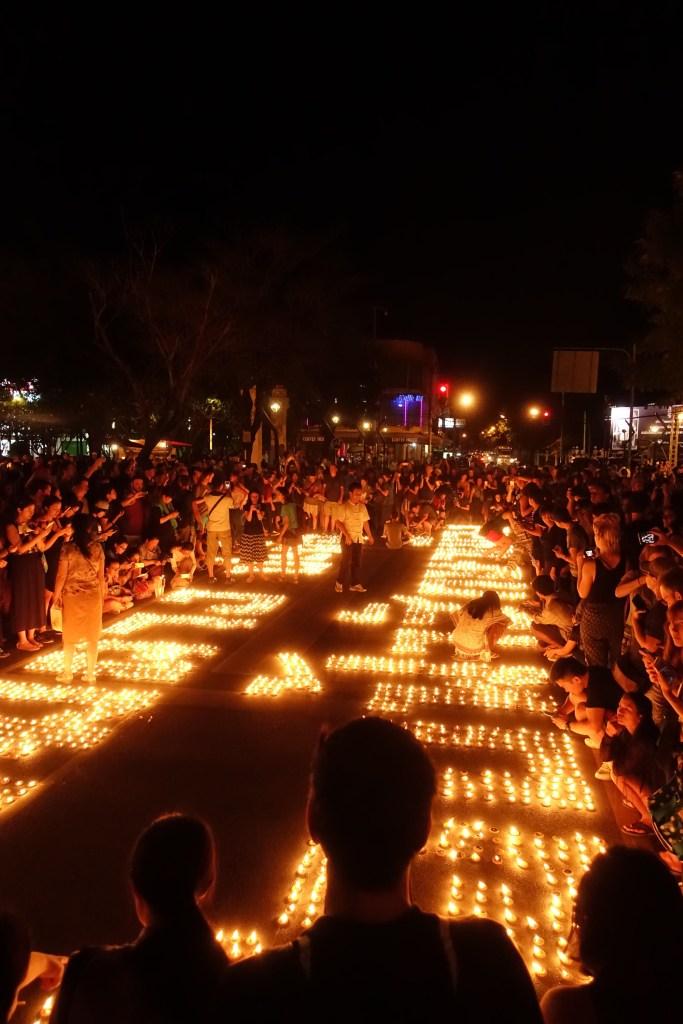 Yi Peng Festival, Chiang Mai | Serious Crust by Annie Fassler
