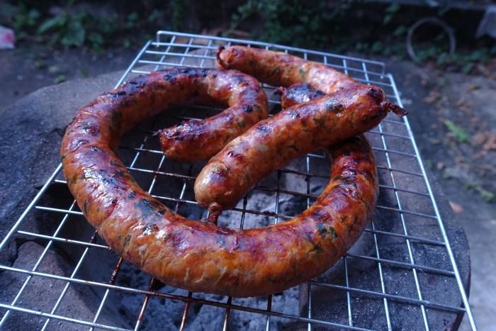 Sai Ua (Chiang Mai Sausage) | Serious Crust by Annie Fassler