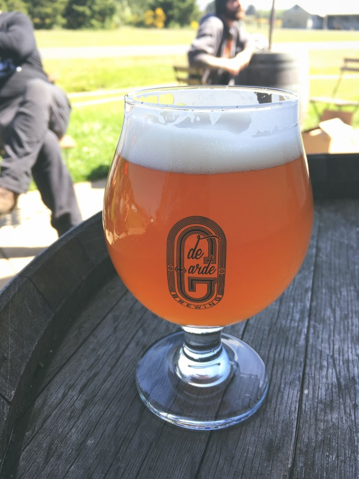 De Garde Brewing | Serious Crust by Annie Fassler