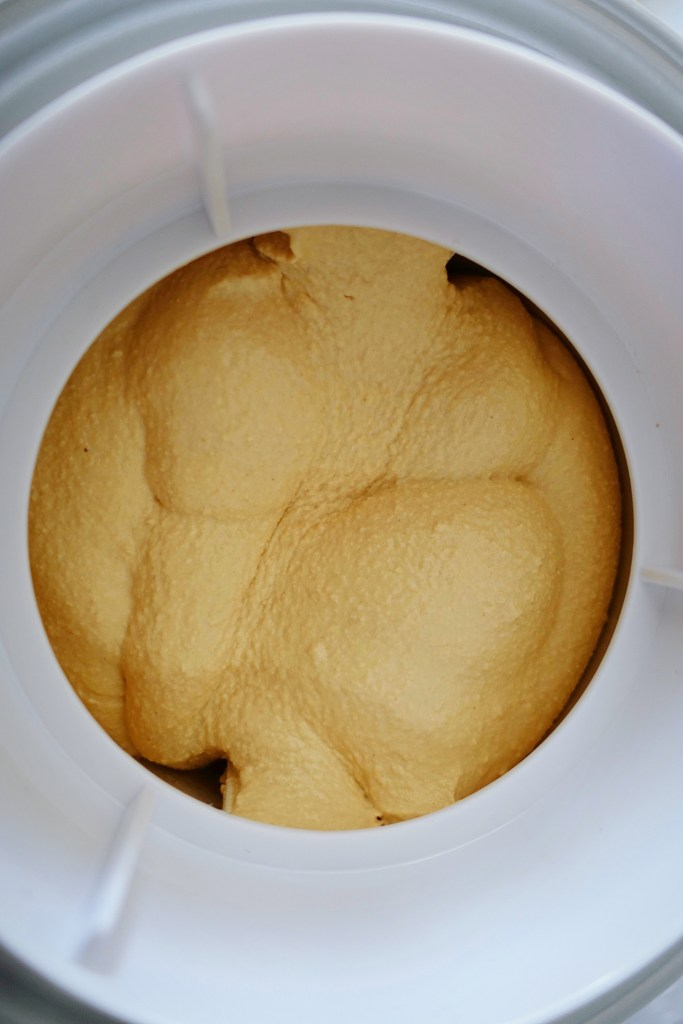 Rooibos Tahini Ice Cream | Serious Crust by Annie Fassler