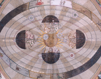 Copernicus also taught us that the sun has a face.