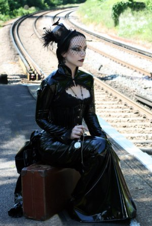 Going goth may just save your life.