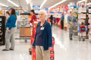 """Walmart is adding the """"greeter"""" phase back to American lifecycle."""