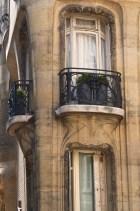 Balconies; look t the detail underneath.