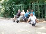Sitting technique. The Batignolles.
