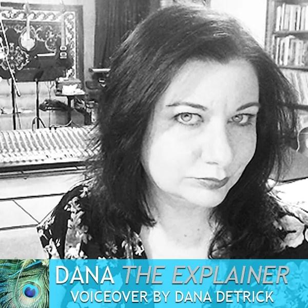 Dana Detrick Voice Over