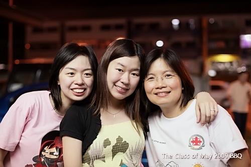 Eve, Vanessa & Lucy