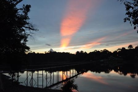 Merimbun Sunsets 107
