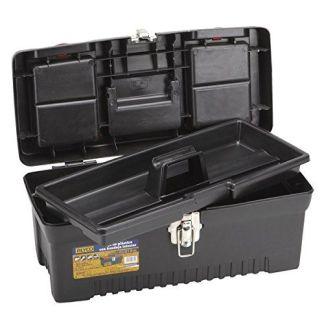 Caja de Plástico con Bandejas Extraibles 508 mm