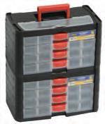 Cajas para Consumibles Apilable