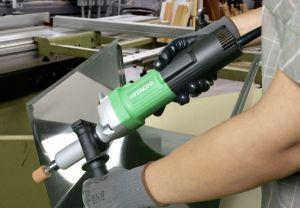 Amoladora Recta GP5V empuñadura auxiliar