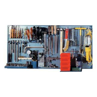 Panel Perforado para Herramientas Brico-Mecánico