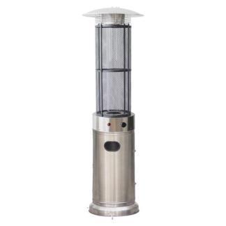 Calentador de Gas Circular 11Kw Inox