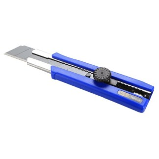Cutter 25 mm con Ruleta de Seguridad Alyco