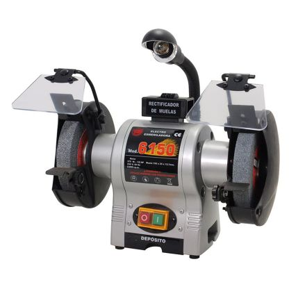Esmeriladora Profesional 350W Ø150mm