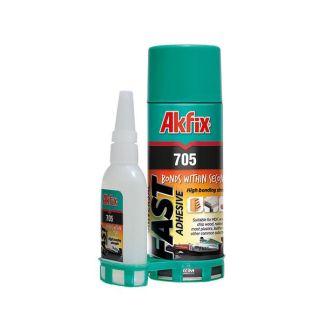 Adhesivo de Cianocrilato y Activador 50gr + 200ml