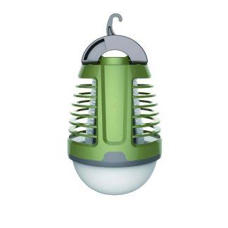 Bombilla LED UV Recargable Mata-insectos 5W