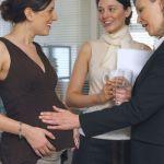 ¿Cuándo anunciar un embarazo?