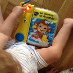 Los libros y los bebés
