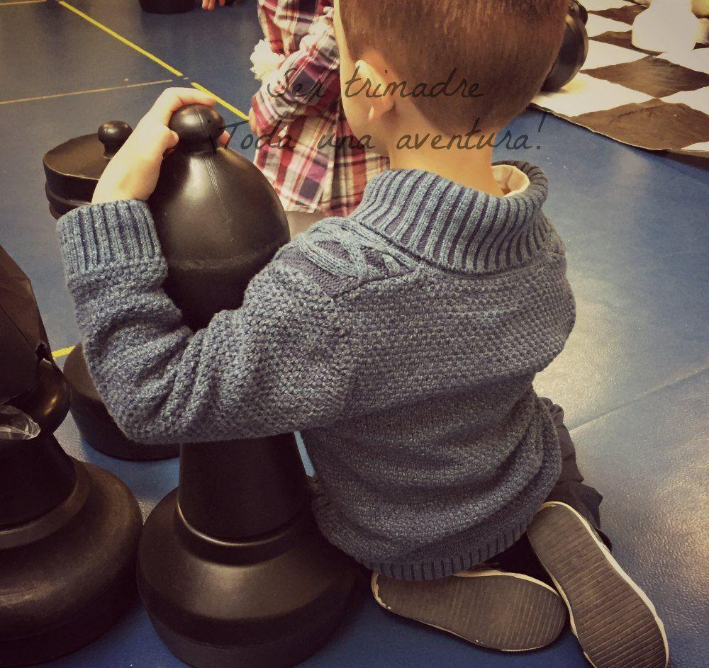 El ajedrez y los niños