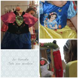 Cómo organizar un práctico rincón de disfraces para los niños