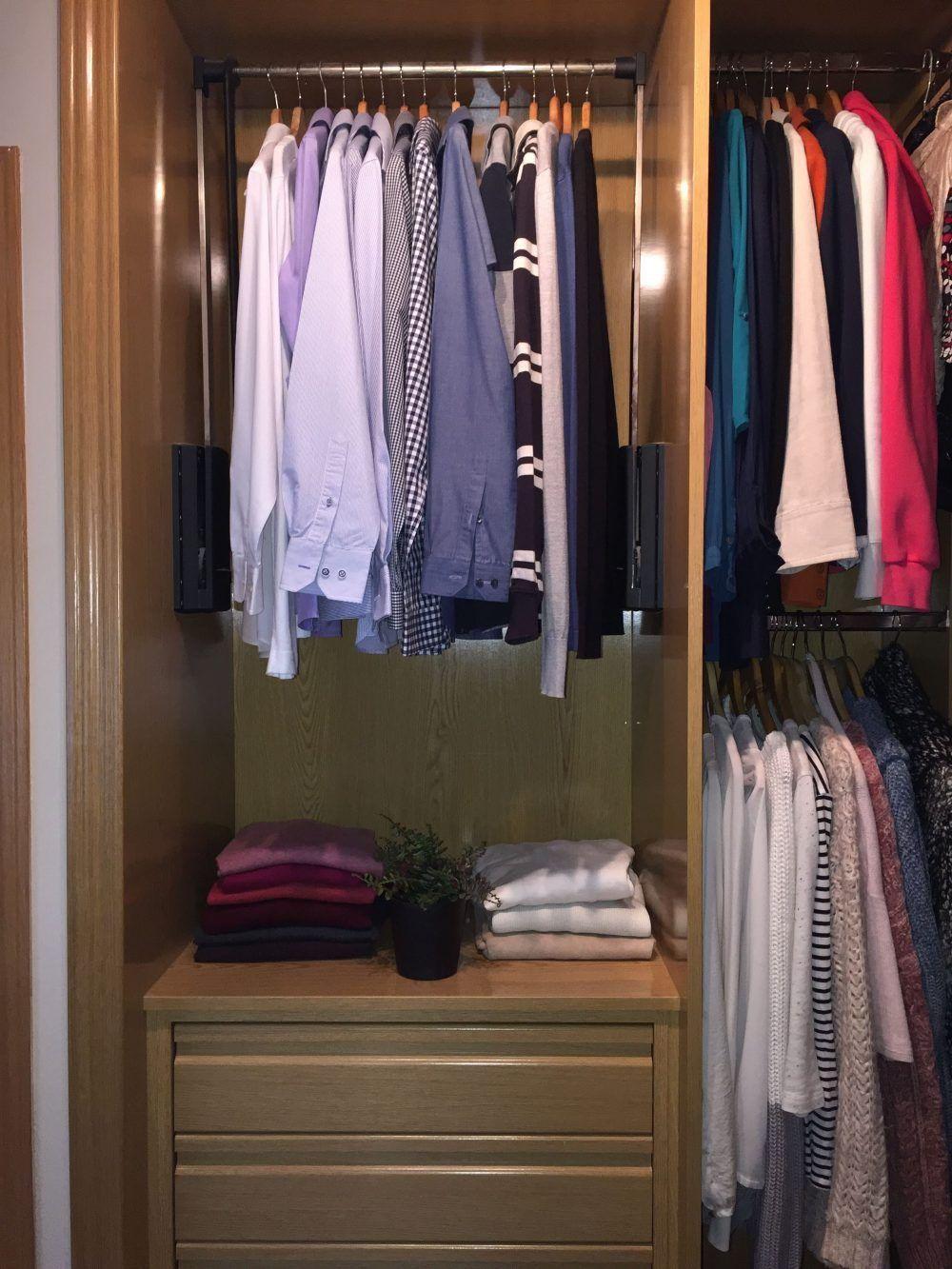 ordenar el armario