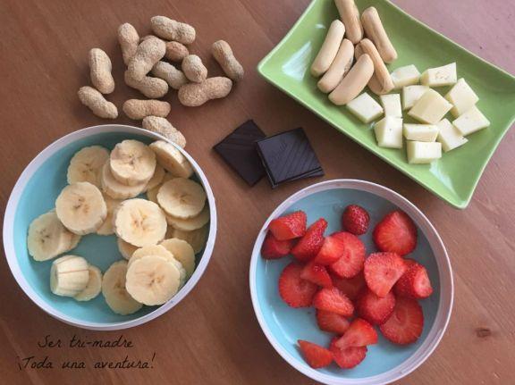 propuestas de almuerzos saludables para llevar al colegio