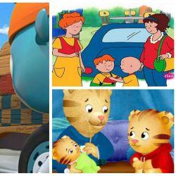 Las series de televisión para niños que más triunfan en casa