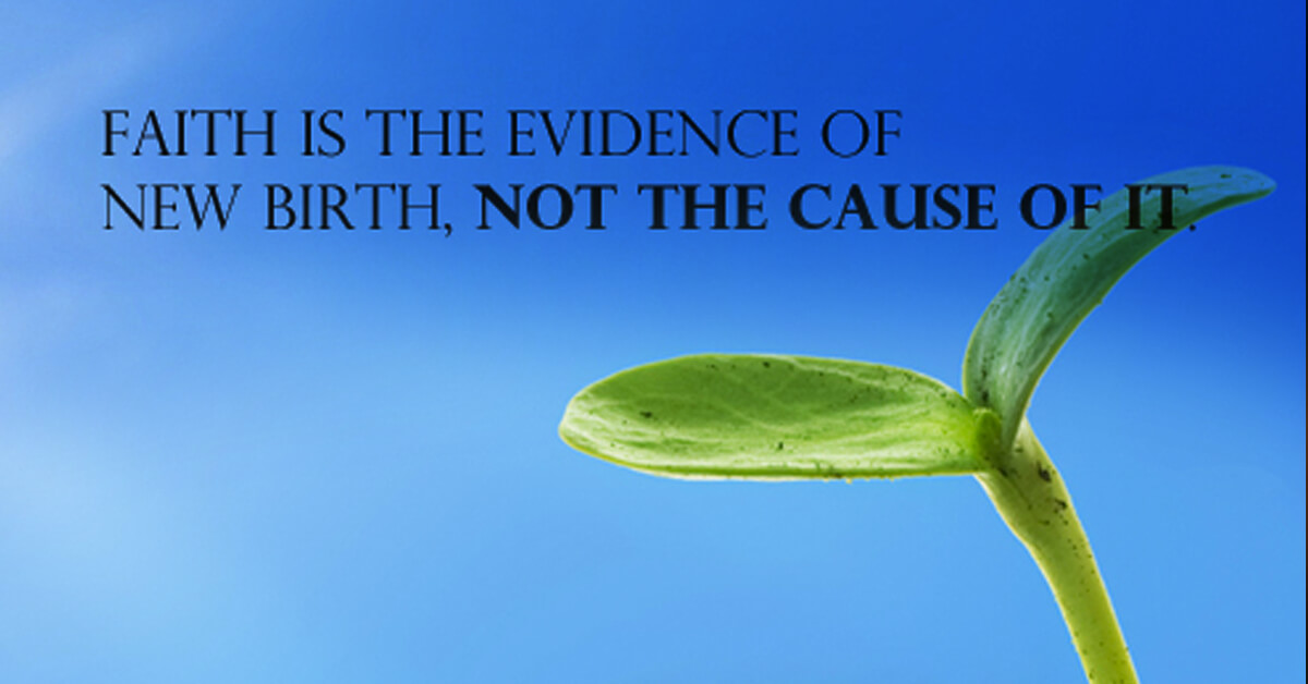 Faith is the evidence  SermonQuotes