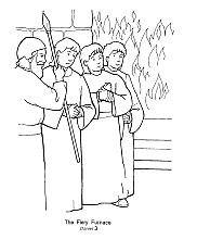 Shadrach, Meshach & Abednego Children's Sermons & Resou...