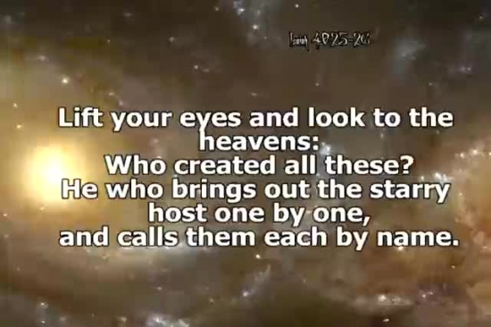 Image result for Isaiah 40: 25-26