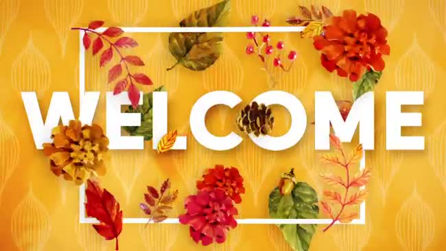 Welcome Fall Wallpaper Colors Of Fall Welcome Motion Playback Media Sermonspice