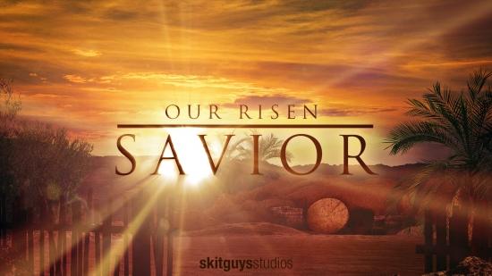 Our Risen Savior Skit Guys Studios SermonSpice