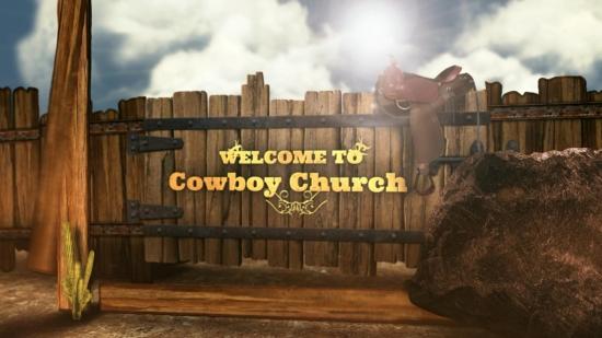 Cowboy Church Welcome  Byers  SermonSpice