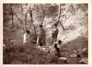 Amigos 1968년 봄, 관악산에서