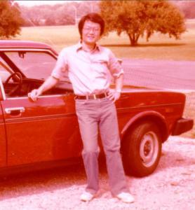 김정국 씨, 1979