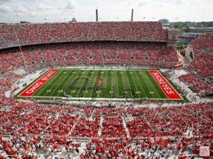 "Ohio ""Buckeye"" Stadium"