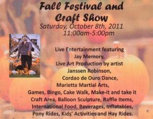 Holy Family Fall Festival 2011