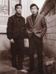상도동 우리집에서, 1968