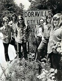 Atlanta Rhythm Section, 1977 CREDIT: WikiMedia